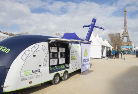 RecyclingVan Paris Recyclage
